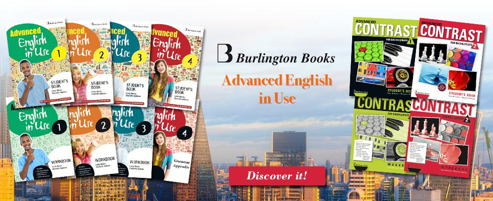 Burlington: Advanced English in Use